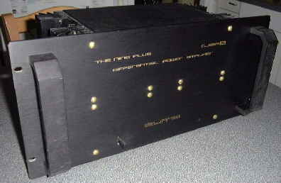 SUMO The Nine Plus Class A amp Rackmount p2